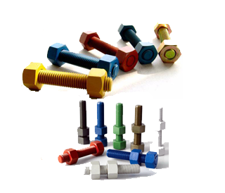 President Engineering Works - Coated Fasteners